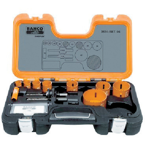 バーコ バイメタルホルソー セット [3834-SET-94] 3834SET94 販売単位:1 送料無料