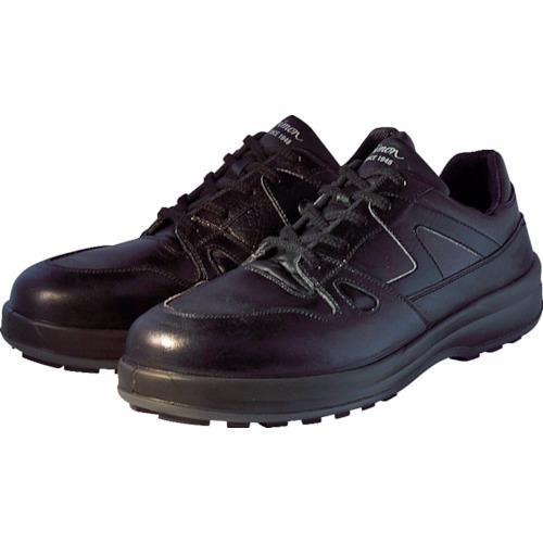 シモン 安全靴 短靴 8611黒 24.0cm [8611BK-24.0] 8611BK24.0 販売単位:1 送料無料