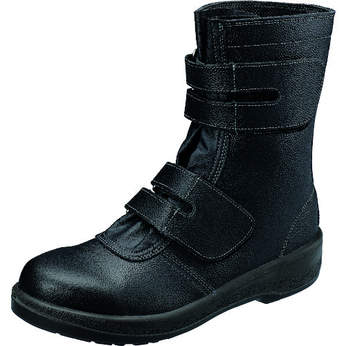 シモン 2層ウレタン耐滑軽量安全靴 7538黒 26.0cm [7538BK-26.0] 7538BK26.0 販売単位:1 送料無料