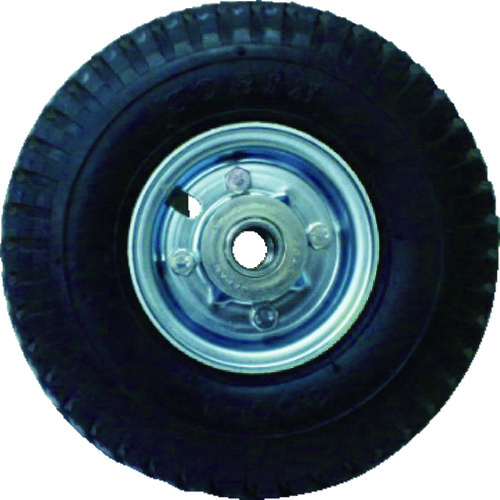ヨドノ ノーパンクタイヤ [AL350-5] AL3505 販売単位:1 送料無料