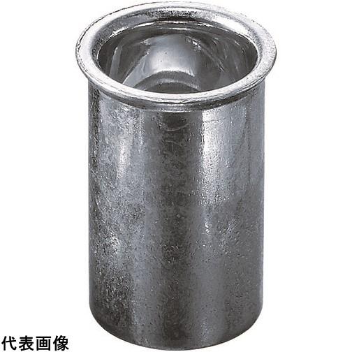 販売単位:1 Kタイプ 10-4.0 スティール NSK10M エビ 送料無料 (500個入) ナット [NSK10M]