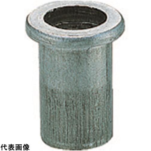 エビ ナット (500本入) Dタイプ アルミニウム 8-2.5 [NAD825M] NAD825M 1箱販売 送料無料