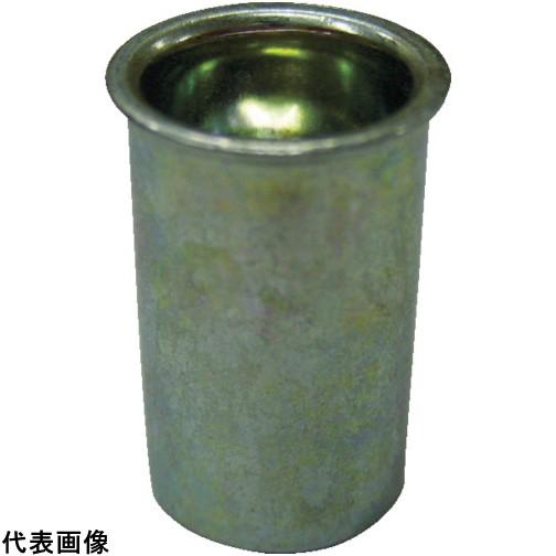 エビ ナット Kタイプ アルミニウム 8-4.0 (500個入) [NAK840M] NAK840M 販売単位:1 送料無料