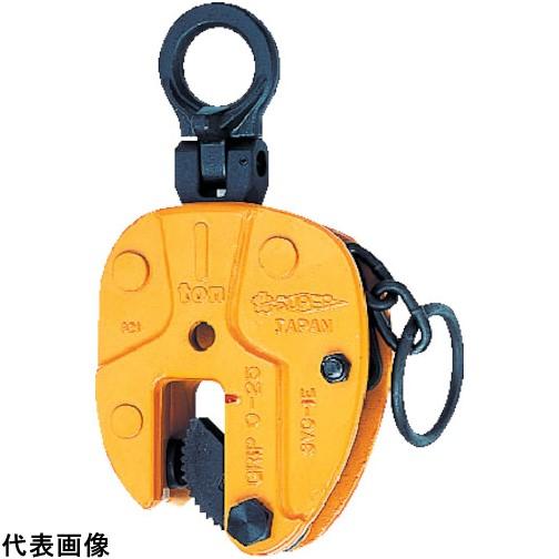 スーパー 立吊クランプ(ロックハンドル式・自在シャックルタイプ) [SVC2E] SVC2E 販売単位:1 送料無料