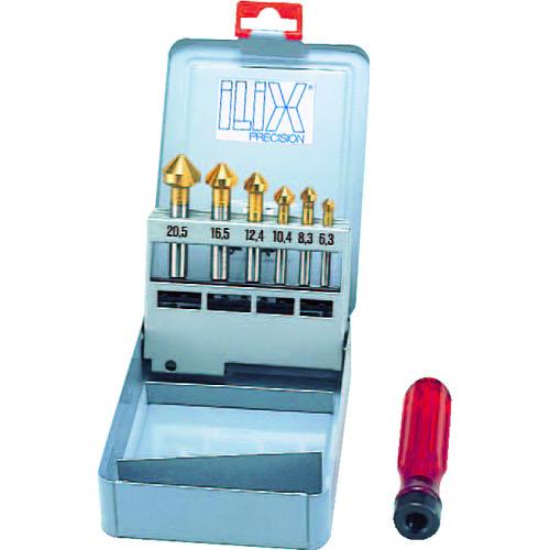 ILIX カウンターシンクセット6本組 [6277-STG] 6277STG 販売単位:1 送料無料