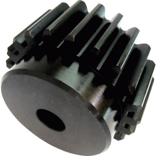 カタヤマ ピニオンギヤM6 歯数21 直径126 歯幅60 穴径28 [M6B21] M6B21 販売単位:1 送料無料