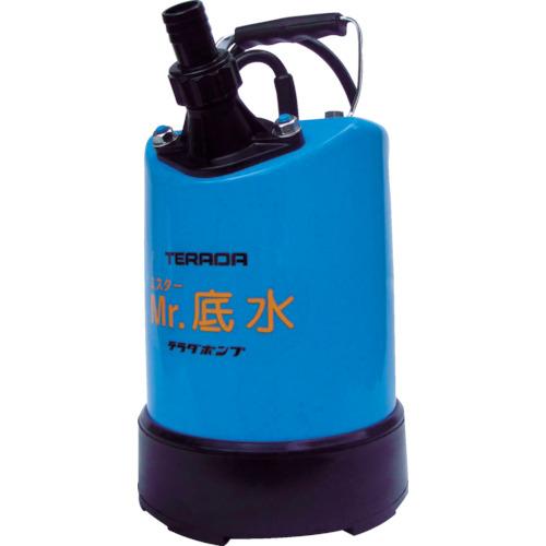 寺田 ミスター底水水中ポンプ [S-500LN 60HZ] S500LN60HZ 販売単位:1 送料無料