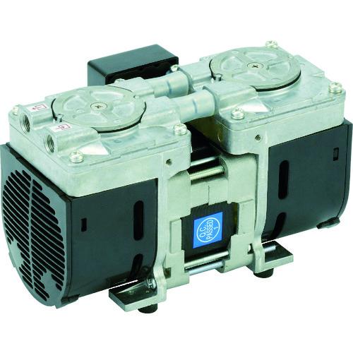 【ルーペスタジオの日クーポン配布中】ULVAC 単相100V ダイアフラム型ドライ真空ポンプ [DAP-12S] DAP12S 販売単位:1 送料無料