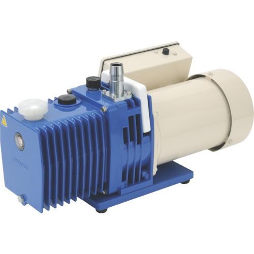 ULVAC 単相100V 油回転真空ポンプ [G-101D] G101D 販売単位:1 送料無料