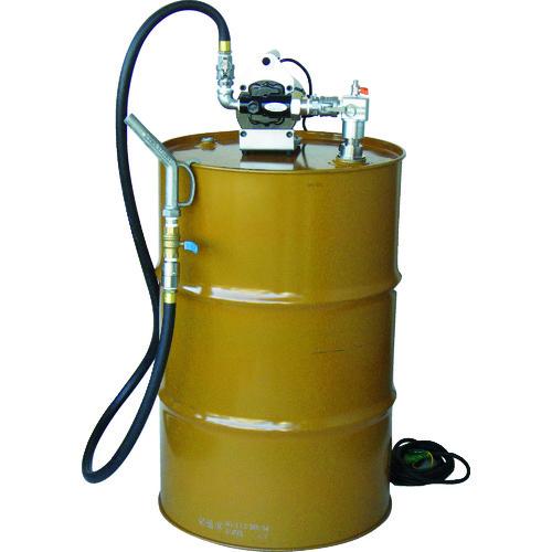【お買い物マラソン クーポン配布中】アクアシステム 高粘度オイル電動ドラム缶用ポンプ(100V) オイル 油 [EVD-100] EVD100 販売単位:1 送料無料