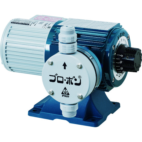 KUK ダイヤフラム式定量ポンプ PVC製 [E-250-P] E250P 販売単位:1 運賃別途