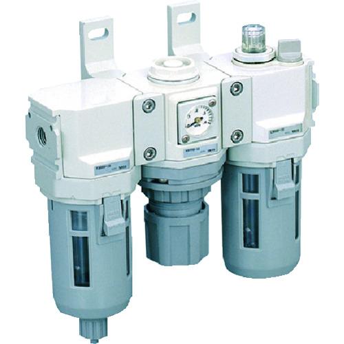 CKD FRLコンビネーション [C4000-10-W] C400010W 販売単位:1 送料無料