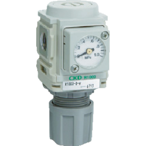 CKDレギュレータ [R8000-20-W] R800020W 1個販売 送料無料