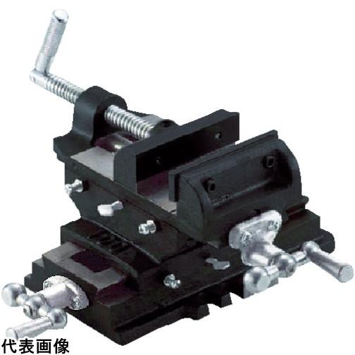 TRUSCO トラスコ中山 クロスバイス 125mm [CR-125N] CR125N 販売単位:1 送料無料