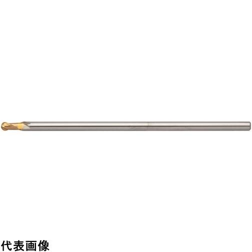 ユニオンツール 超硬エンドミル ボール R1.5×刃長4.5 [HBL2030-0800] HBL20300800 販売単位:1 送料無料
