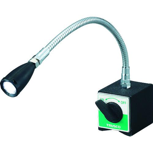 TRUSCO トラスコ中山 LEDフレキシブルライト 全高391mm [TML-300-1] TML3001 販売単位:1 送料無料