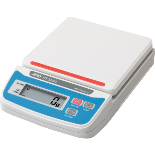 A&D コンパクトスケール 1.0G/5100G [HT5000] HT5000 販売単位:1 送料無料