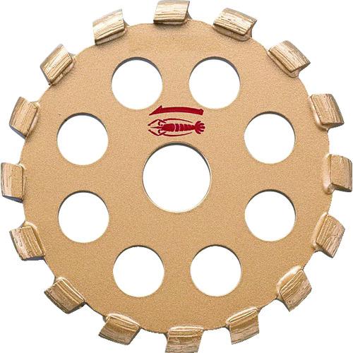 エビ ダイヤモンドホイール(乾式) Uカッター 105mm [U-105] U105 販売単位:1 送料無料