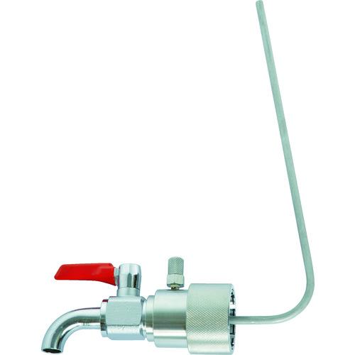 アクアシステム ペール缶用コック (油・オイル・洗剤)40mm専用 [BVA-40P] BVA40P 販売単位:1 送料無料
