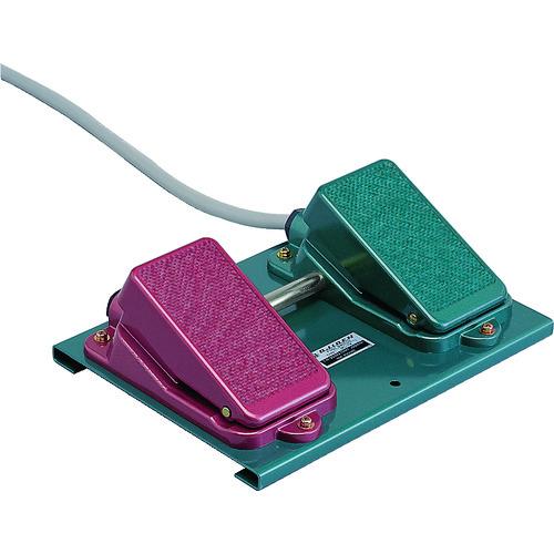 オジデン フットスイッチ 一般基本型 電気定格6A-250VAC [OFL-TW] OFLTW 販売単位:1 送料無料