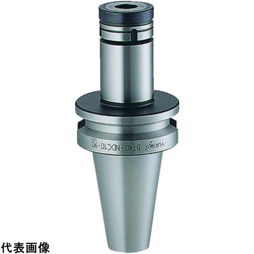 ユキワ ニュードリルミルチャック 把握径0.5~13mm 首下長135mm [BT40-NDC13-135] BT40NDC13135 販売単位:1 送料無料