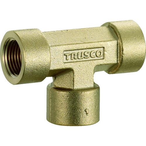 トラスコ中山 株 工事 照明用品 送料無料新品 管工機材 高圧継手 TRUSCO TN-14T 4500 TRUSCO チーズ 2XRC1 TN14T ねじ込み継手 売り込み 2 RC1 販売単位:1