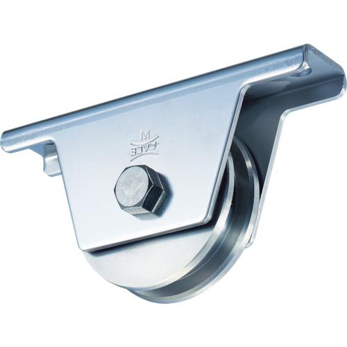 ヨコヅナ ステンレス重量戸車 75 VH兼用 [JBS-0756] JBS0756 販売単位:1 送料無料
