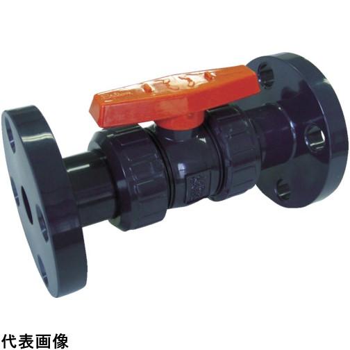 エスロン ボールバルブ F式 本体PVC OリングEPDM 50 [BV50FX] BV50FX 販売単位:1 送料無料