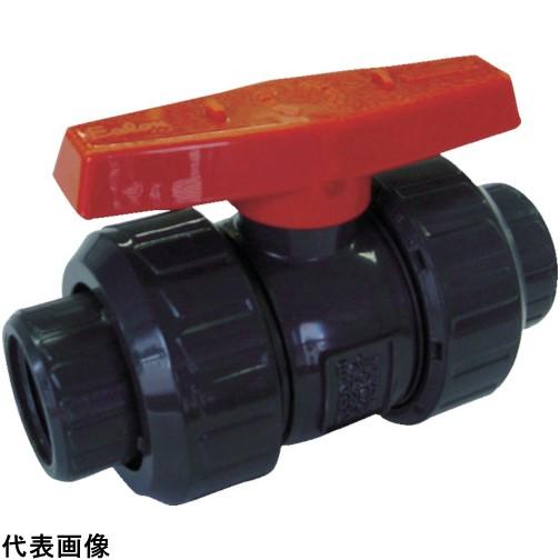 エスロン ボールバルブ N式 本体PVC OリングEPDM 50 [BV50NX] BV50NX 販売単位:1 送料無料