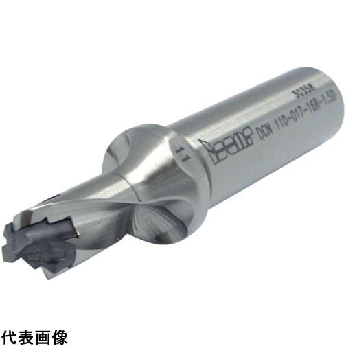 イスカル X 先端交換式ドリルホルダー [DCN 110-088-16A-8D] DCN11008816A8D 販売単位:1 送料無料