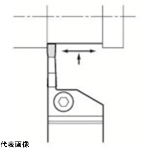 京セラ 溝入れ用ホルダ  [KGDR1616H-3T06] KGDR1616H3T06 1本販売 送料無料
