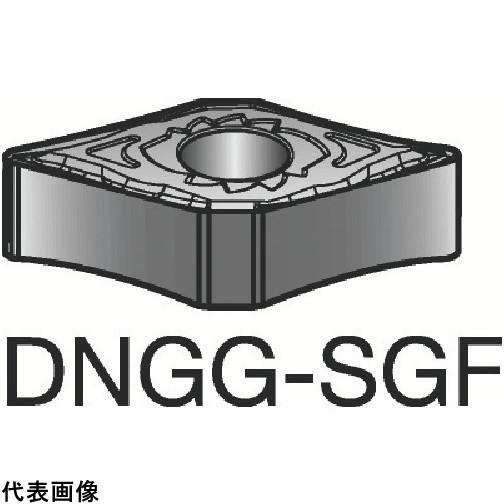 サンドビック T-Max P 旋削用ネガ・チップ 1105 [DNGG 15 04 08-SGF 1105] DNGG150408SGF 10個セット 送料無料