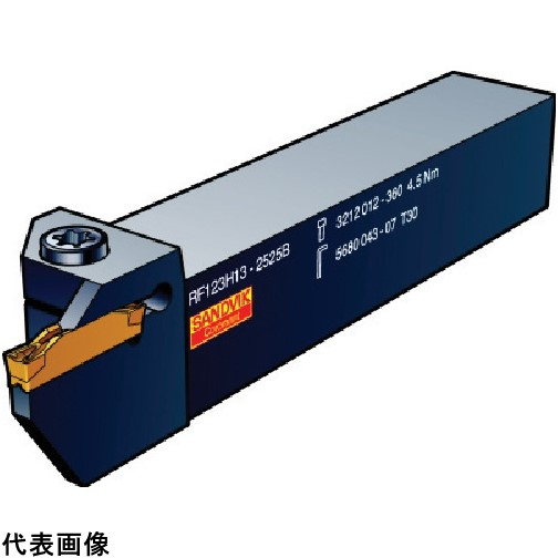 サンドビック コロカット1・2 突切り・溝入れ用シャンクバイト [LF123K25-3225B-088BM] LF123K253225B088BM 販売単位:1 送料無料