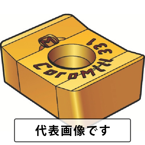 サンドビック コロミル331用チップ 1040 [N331.1A-04 35 05H-MM 1040] N331.1A043505HMM 10個セット 送料無料