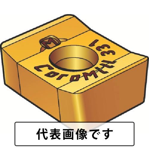 サンドビック コロミル331用チップ 1040 [N331.1A-08 45 08H-MM 1040] N331.1A084508HMM 10個セット 送料無料