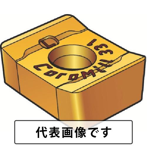 サンドビック コロミル331用チップ 1040 [N331.1A-14 50 08H-ML 1040] N331.1A145008HML 10個セット 送料無料