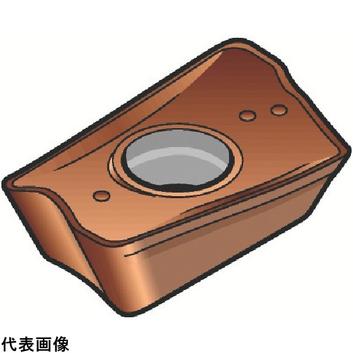サンドビック コロミル390用チップ 1040 [R390-17 04 16E-MM 1040] R390170416EMM 10個セット 送料無料