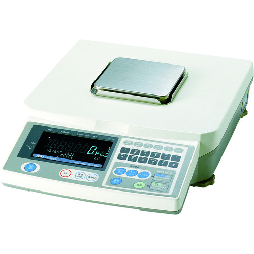 格安人気 カウンティングスケール計数可能最小単重0.001g 販売単位:1   FC500SI [FC500SI] A&D 送料無料:ルーペスタジオ-DIY・工具