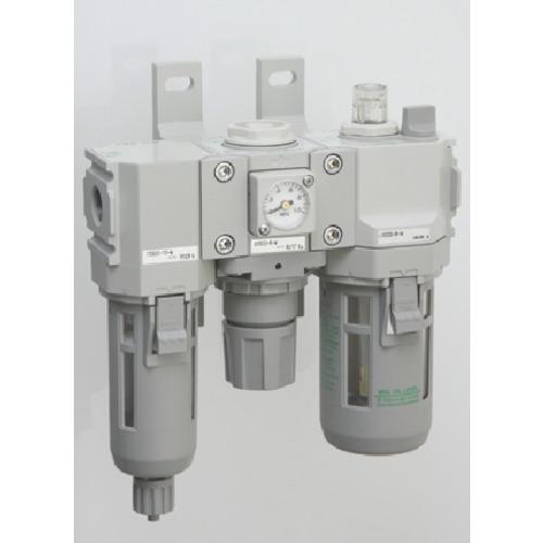 CKD モジュラータイプセレックスFRL 2000シリーズ [C2000-10-W] C200010W 販売単位:1 送料無料
