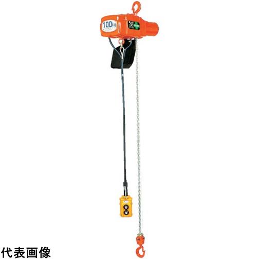 象印 α型電気チェーンブロック・490kg・6m・単相100V [AS-K4960] ASK4960 販売単位:1 送料無料