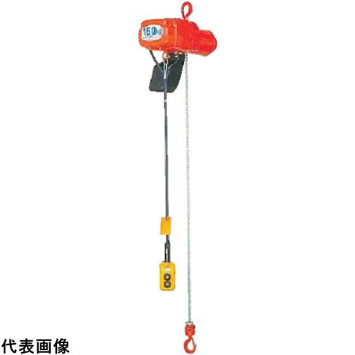 象印 α型電気チェーンブロック・250kg・6m・3相200V [AC-K2560] ACK2560 販売単位:1 送料無料