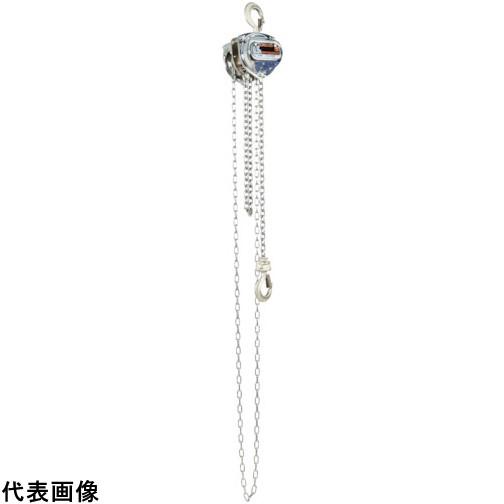 象印 スーパー100(メッキ仕様、SUSチェーン)・250kg [PIH-K2525] PIHK2525 販売単位:1 送料無料