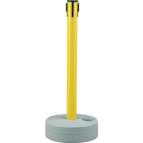 緑十字 バリアースタンド(キャッチのみ) ポール:黄 990×380mmΦ [368022] 368022 販売単位:1 送料無料