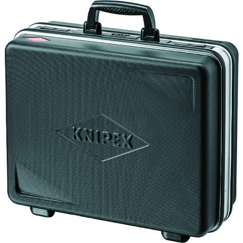 KNIPEX 002105LE ツールケース ベーシック [002105LE] 002105LE 販売単位:1 送料無料