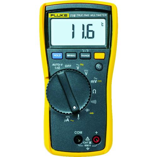 FLUKE 電気設備用マルチメーター [116] 116 販売単位:1 送料無料