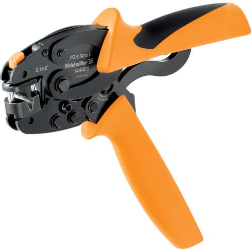 ワイドミュラー 圧着工具 PZ 6 Roto L 0.14~6sqmm [1444050000] 1444050000 販売単位:1 送料無料