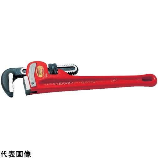 RIDGID 強力型ストレート パイプレンチ 450mm [31025] 31025 販売単位:1 送料無料