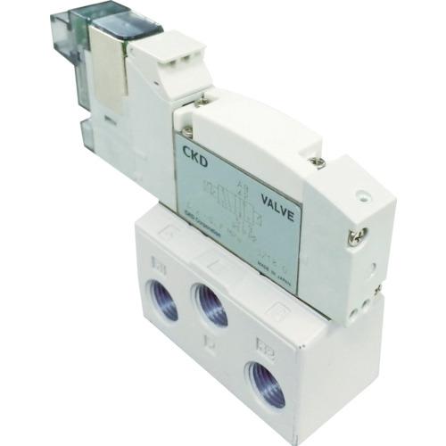 CKD パイロット式5ポート弁 4GA・4GBシリーズ [4GB310R-10-3] 4GB310R103 販売単位:1 送料無料