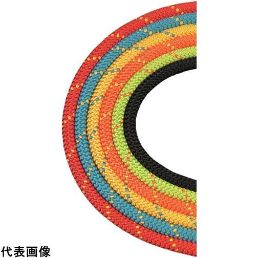 BlueWater セイフライン 9.5φ×91m 緑/オレンジ [534630GROR] 534630GROR 販売単位:1 送料無料