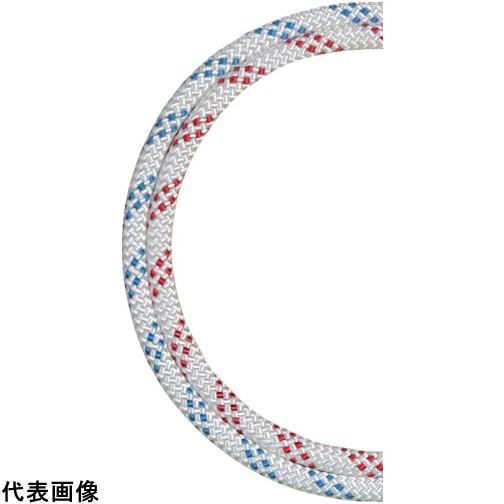 BlueWater セイフライン 9.5φ×91m 白/赤 [534630WHRD] 534630WHRD 販売単位:1 送料無料